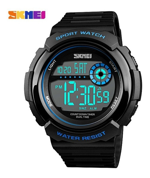 Reloj Podómetro Digital Unisex Deportes Senderismo 1367