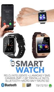 Smartwatch Reloj Inteligente Realiza Llamadas