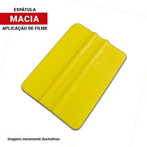 Espatula Macia Profissional Aplicar Filme Envelopar Adesivar