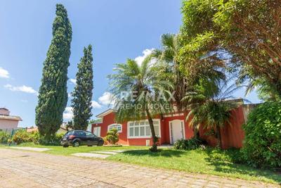 Residência Em Itatiba - Cond. Parque Das Laranjeiras - Ca6391