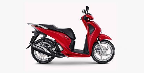 Honda Scooter Sh 150 Abs Zero Km 2021