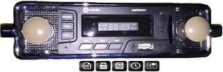 Rádio Vinik Vintage Fusca Antigo Mp3