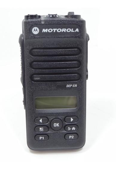 Frontal Completa Radio Comunicador Motorola Dep570 Dp2600