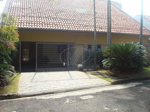 Casa À Venda Em Jardim Guarani - Ca000787