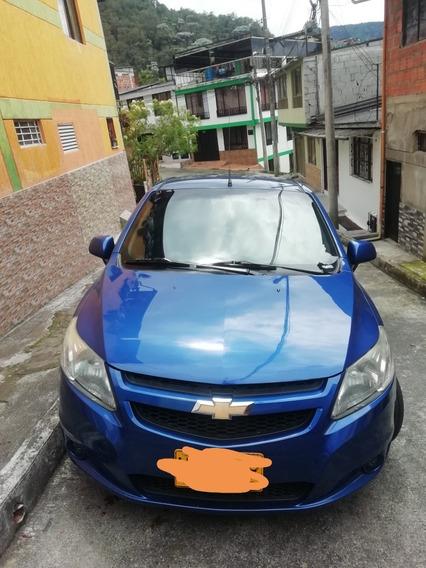 Chevrolet Sail Ls Sedan