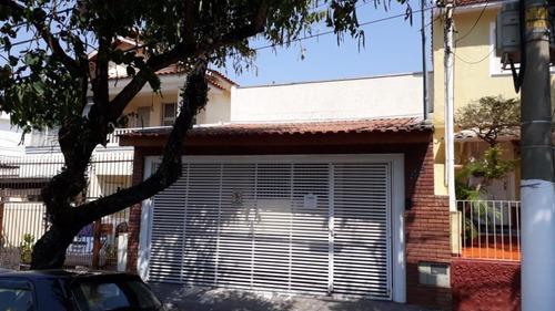 Casa Com 2 Dormitórios Para Alugar, 120 M² Por R$ 3.250,00/mês - Alto Da Mooca - São Paulo/sp - Ca0687
