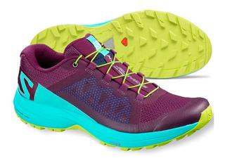 Zapatillas Mujer Salomon - Xa Elevate - Trail Running Correr