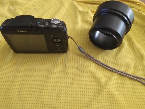 Câmera Pouca Usada