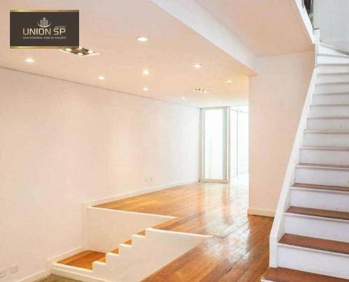 Imagem 1 de 15 de Casa Com 2 Dormitórios À Venda, 231 M² Por R$ 3.720.000,00 - Jardim Paulista - São Paulo/sp - Ca1827