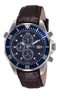 Reloj De Cuarzo Rotary Aquaspeed Para Hombres Ags00070c05