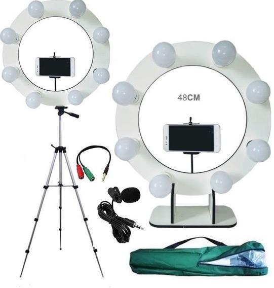 Acessorios Para Youtuber Anel Flash Led Ring Light Celular