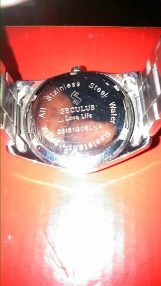 Relógio. Seculus