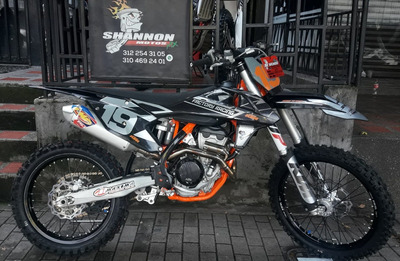 Ktm Ktm250 Sx-f Sx Motocross Enduro Finca Rmz Crf Yz Kx