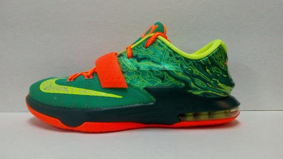 Tenis De Basquet Nike Kevin Durant Vii 7 Gs Weatherman