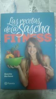 Libro Recetas De Sascha Fitness