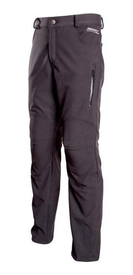 Pantalón Joe Rocket Termico Protecciones Softshell De Moto Abrigado