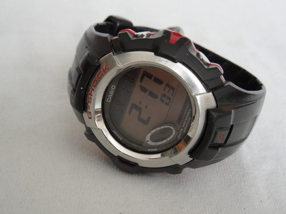 Reloj Casio G-shock Mod. G-3011 Modulo 2454 Vintage Raro