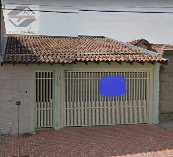 Casa Com 1 Dormitório À Venda, 41 M² Por R$ 140.785,81 - Residencial Parque Douradinho - São Carlos/sp - Ca1294