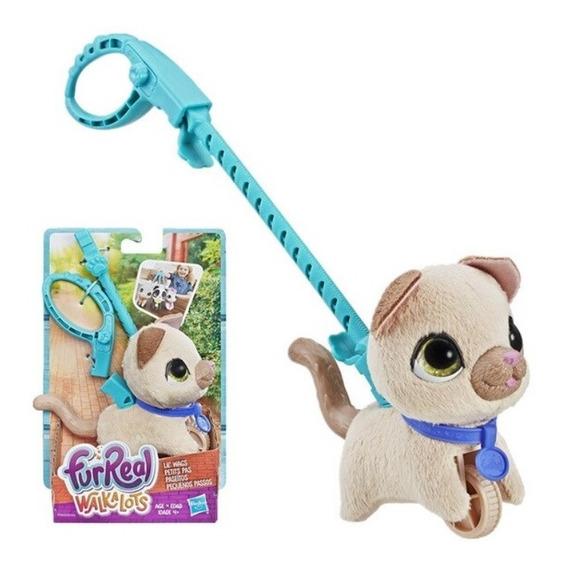 Cachorro Passeio Walk Pelúcia Hasbro Presente Natal Criança