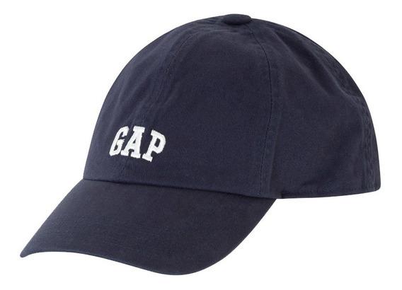 Gorra Mujer Beisbol Cierre Ajustable Logo Bordado Gap