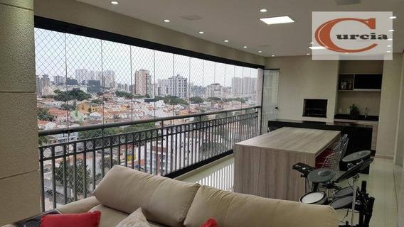 Apartamento Com 4 Dormitórios À Venda, 242 M² Por R$ 1.850.000 - Jardim Nova Petrópolis - São Bernardo Do Campo/sp - Ap5694