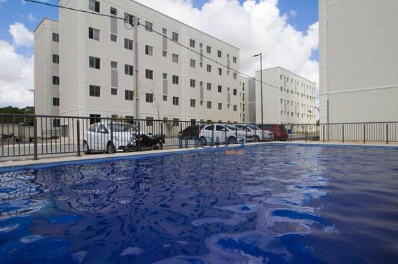 Apartamento Com 2 Dormitórios À Venda, 45 M² Por R$ 166.900,00 - Prefeito José Walter - Fortaleza/ce - Ap0186