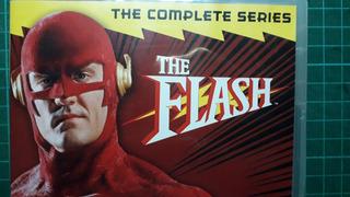 The Flash Serie En Dvd Original