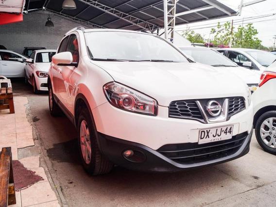 Nissan Qashqai 4x2 5mt 2012 Financiamiento Credito Autos