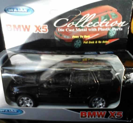 Auto Welly Bmw X5 Esc.1:36 Abre Puertas Metal Rdf1