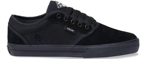 Zapatillas Vicus Folk Full Negro (vendedor Oficial Vans)