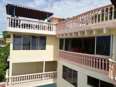 Casa En Acapulco Mas De 30 Personas Alberca Vista A La Bahia