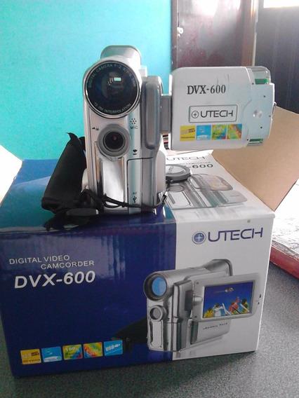 Camara De Video Digital Utech Dvx-600 Totalmente Nueva