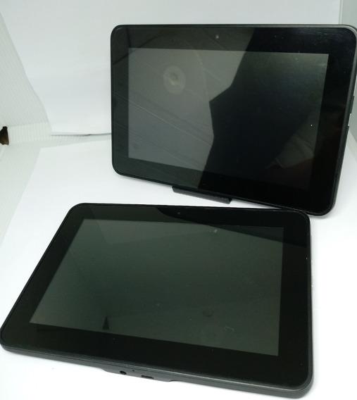 2° Tablet Alcatel Evo 7 4gb Preto Com Defeito S/garantia