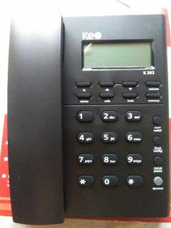 Teléfono Para Casa Keo K-302