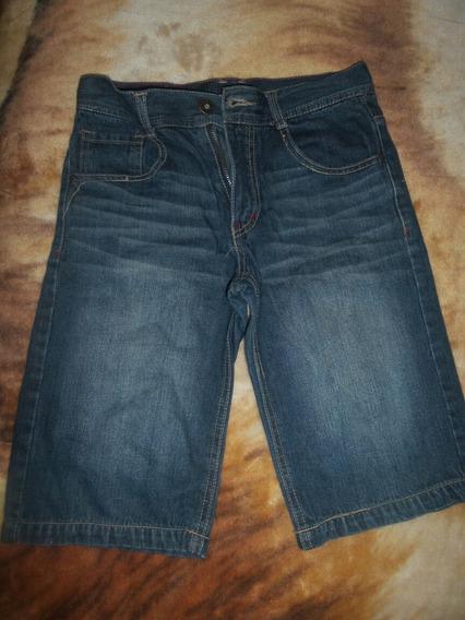 Bermuda Jeans Niño Marca Mimo