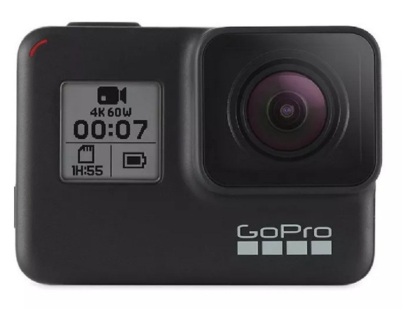 Filmadora Gopro Hero 7 Black Chdhx-701-lw