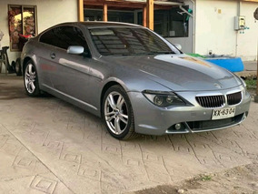 Bmw 645 Coupe