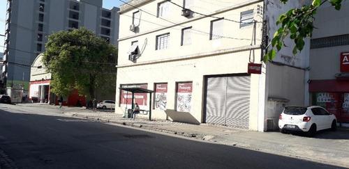 Loja Comercial Para Alugar, 174 M² Por R$ 15.000/mês - Campo Grande - Santos/sp - Lo0110