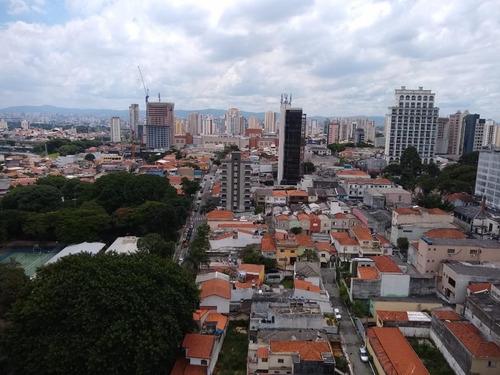 Apartamento Com 3 Dormitórios À Venda, 94 M² Por R$ 580.000 - Tatuapé - São Paulo/sp - 14304