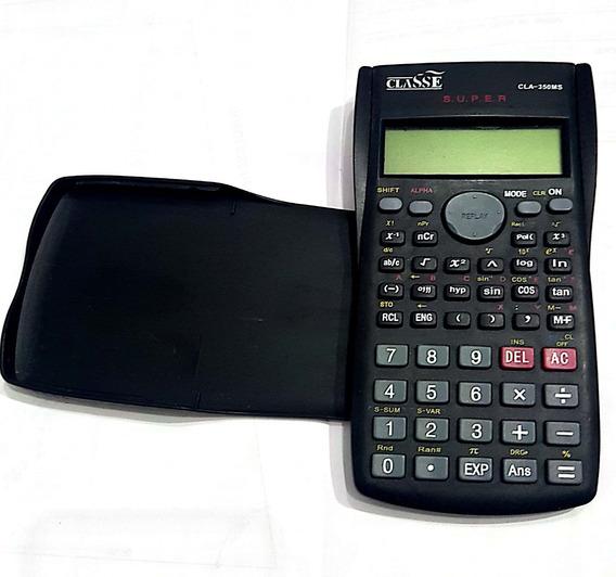 Calculadora Cientifica Classe Cla-350ms