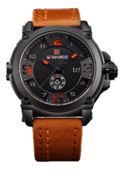 Relógio Masculino Naviforce - Presente Certo Para Quem Ama