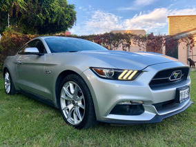 Remato Ford Mustang 2015 5.0l Gt V8 Coupé Posible Cambio