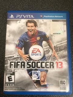 Ps Vita Fifa Soccer 13 Juego