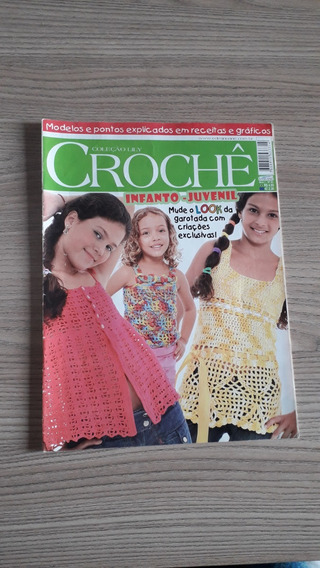 Revista Croche 02 Infanto Juvenil B046