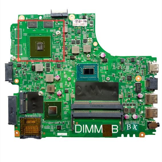 Placa Mãe Dell 3421 5421 Core I5 Dne40-cr Nova C/video Nfe