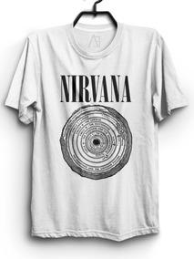 3e21c60f13 Camiseta Nirvana Vestibule Camisa Rock Grunge