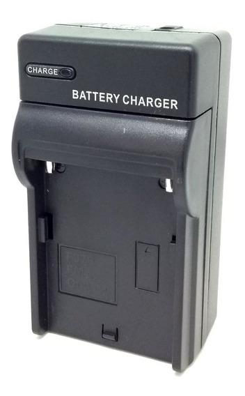 Carregador P/ Bateria Sony Np-f550 570 F970 Iluminador P80