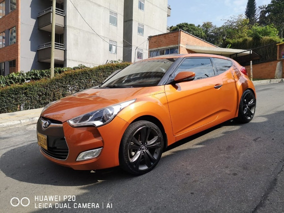 Hyundai Veloster Automatico 1.6