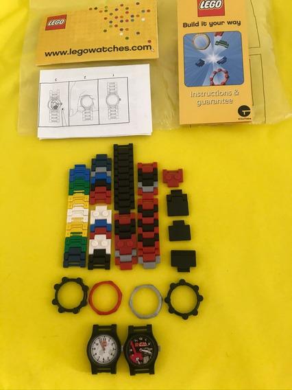 Relógios Infantis Lego - Para Uso Ou Para Aproveitar Peças