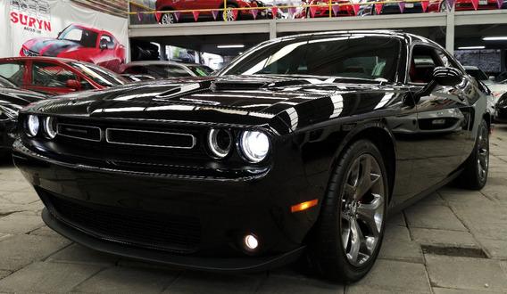 Dodge Challenger Black Line 2016